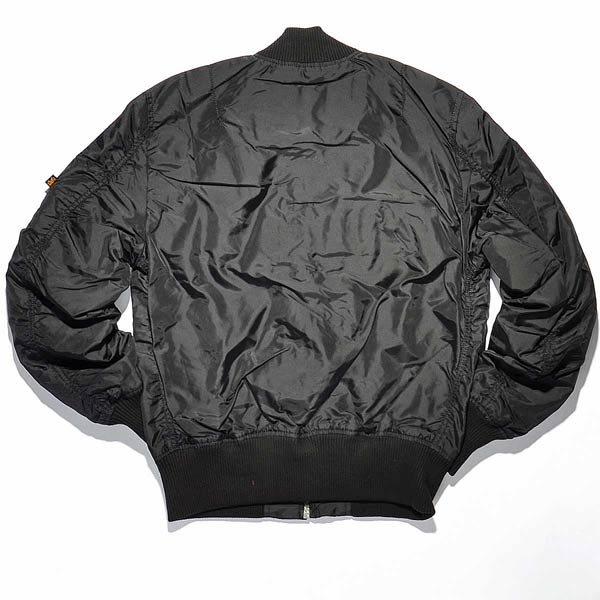 Alpha industries-MA 1 TT-Black-2