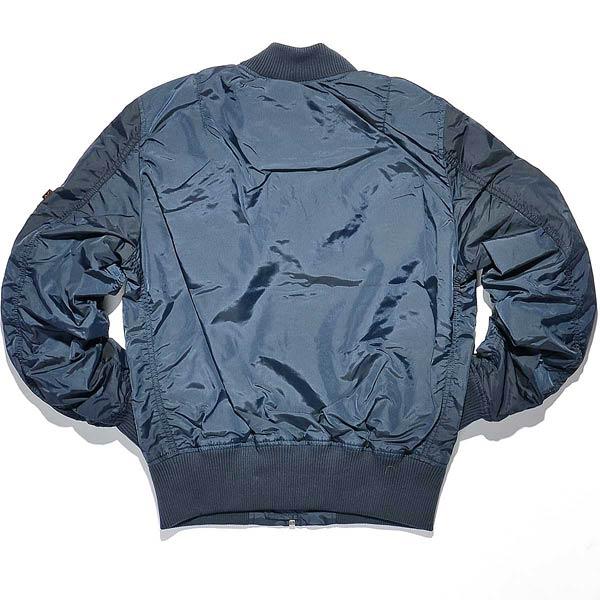Alpha Industries MA 1 TT Blue Bomber Jackets