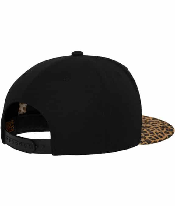 Animal Snapback black-leopard2
