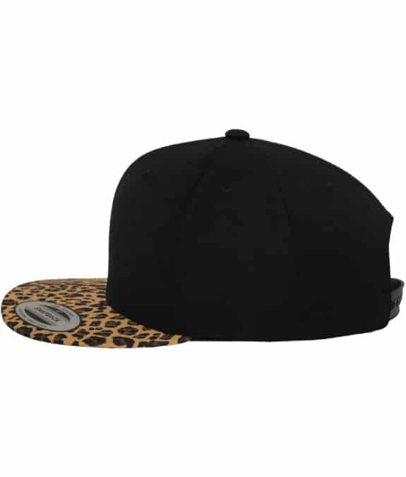 Animal Snapback black-leopard3