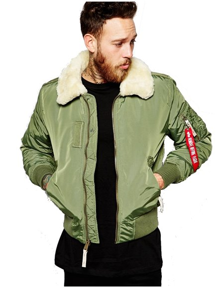 Alpha-industries-sage-bomber-jacket-with-sheep-collar-green-product-3-394170431-normal