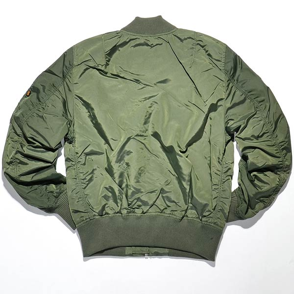 Alpha industries-MA 1 TT-sage-2
